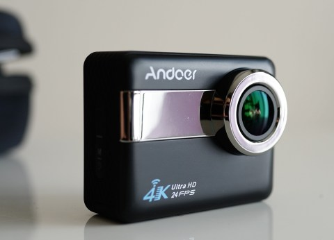 ドライブレコーダーとしても使える Andoer 4K アクションカメラレビュー