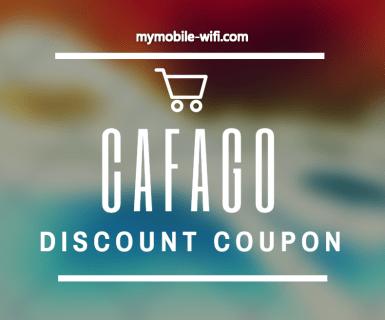 Cafagoのクーポン&セール【2019年7月16日最新】
