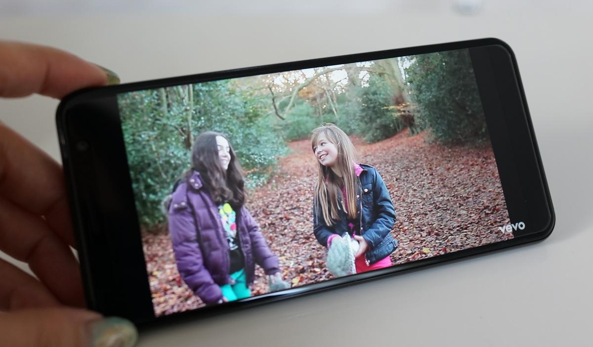 UMIDIGI A1 Proフォトレビュー 720 x 1440 解像度について