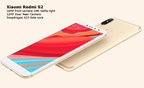 【クーポンで$151.99】Xiaomi Redmi S2 スペックレビュー(Global Version)DSDS+MicroSD同時利用可能!