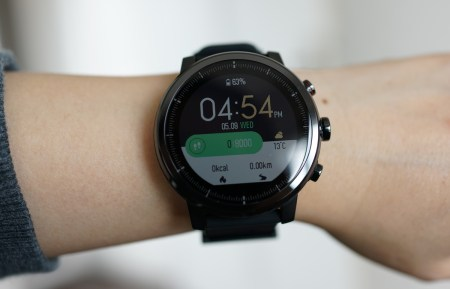 【セール価格$132.99】Xiaomi Huami Amazfit Sport Smartwatch 2 レビュー LINE受信可能・IPX68・電池持ち5日!
