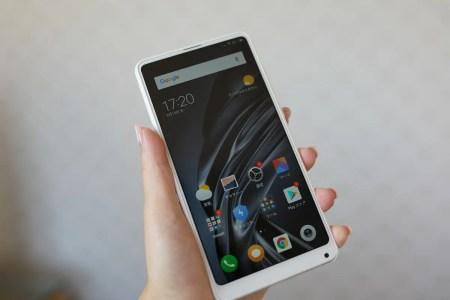 Xiaomi MI MIX 2S レビュー カメラスペック・割引クーポンなどまとめ