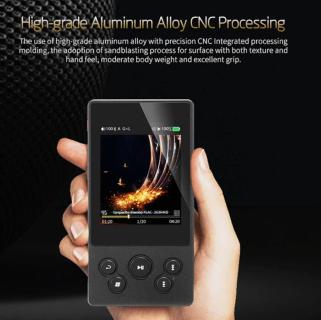xDuoo X3II HiFi Lossless Music Playerがクーポンで104.99ドル
