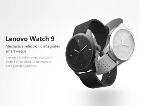 Lenovo Watch 9 防水スマートウォッチが$22.99でセール中
