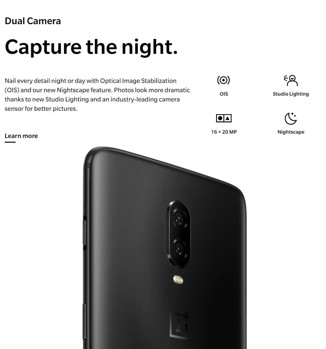 OnePlus 6Tが予約販売開始 スペック詳細・最安価格・割引クーポンなどまとめ