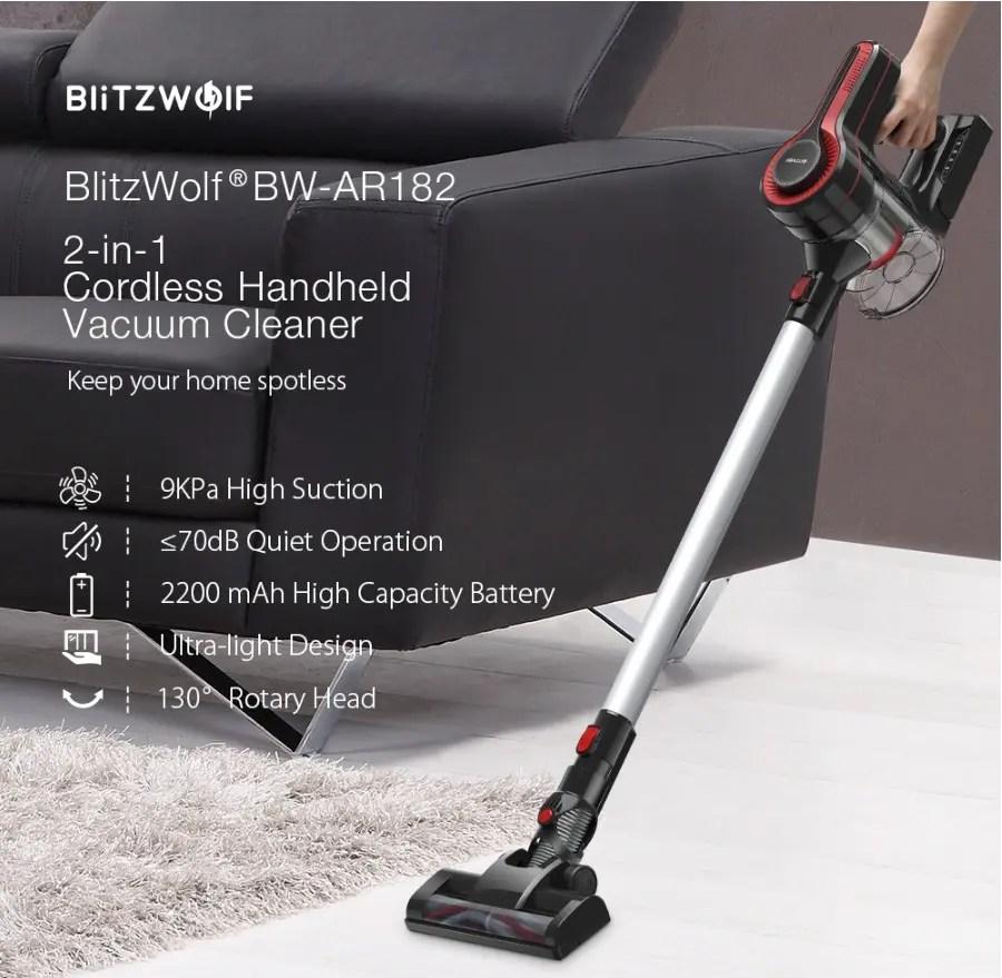 BlitzWolf® BW-AR182 スペックレビュー