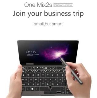 One Netbook One Mix 2SにIntel Core i7-8500Yを搭載した新型 Platinum edition追加!クーポンで$1099.99より!