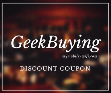 GeekBuyingのクーポン&セール情報【2020年6月1日更新】