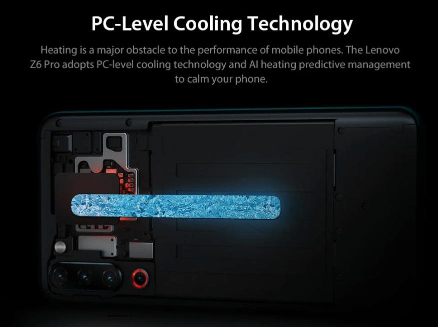 Lenovo Z6 Pro スペックレビュー