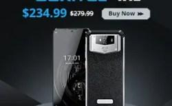 【セール価格$239.99】10000mAhのバッテリーを搭載したOUKITEL K12登場~1ヵ月スタンバイ可能でB19対応!