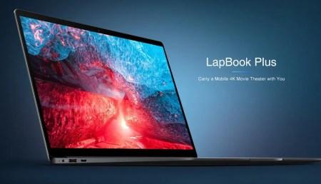 【セール価格$389.99】Chuwi Lapbook Plus スペックレビュー 15.6インチ4Kディスプレイ搭載の薄型軽量ノートPC