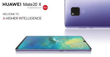 ライカレンズを搭載したHUAWEI Mate20 X 5Gが$1,167.99、Xiaomi Black Shark 2 Proが$669.99になるクーポン出ました