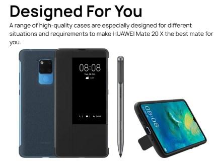 HUAWEI Mate20 X スペックレビュー 40MPのライカトリプルレンズカメラ搭載、7.2インチのディスプレイ+筆圧タッチペン対応