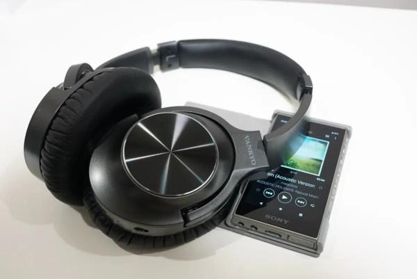 VANYKO Cystereo 750 Bluetooth 5.0ワイヤレスヘッドホンレビュー