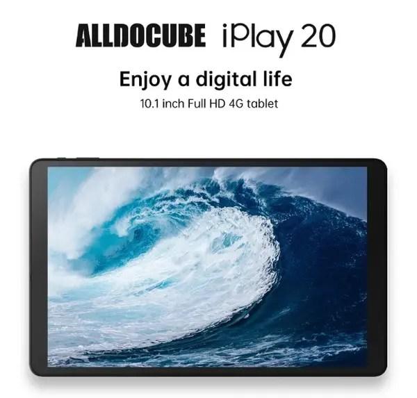 Alldocube iPlay 20 スペックレビュー