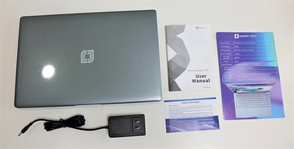 Jumper EZbook S5 レビュー