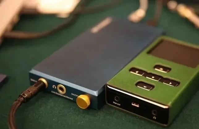 AK4497チップ搭載のUSB DAC『Dethonray Honey H1』レビュー
