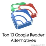 Top 10 Alternatives to Google Reader