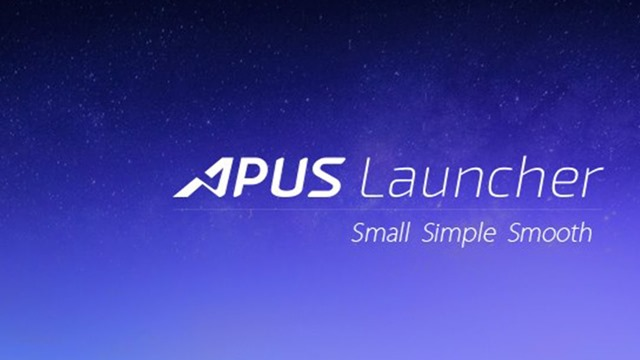 APUS LAUNCHER - Best Android Launcher