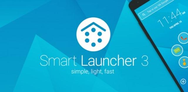 Smart-Launcher - Best Android Launcher