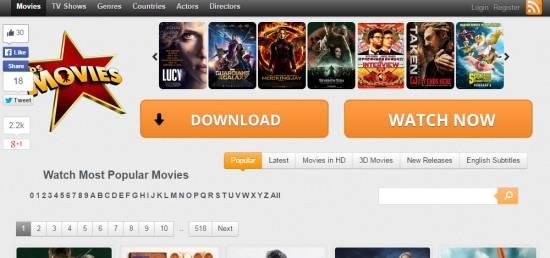 Los Movies - watch free movies online