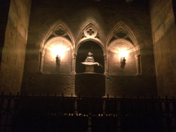 Sorting hat told us all about the safety rules