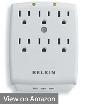 Belkin Surgemaster - 6 outlet surge protector