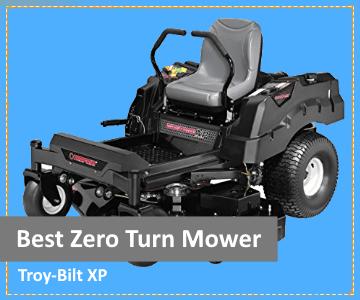 Troy-Bilt XP - Best Zero Turn Mower 2017