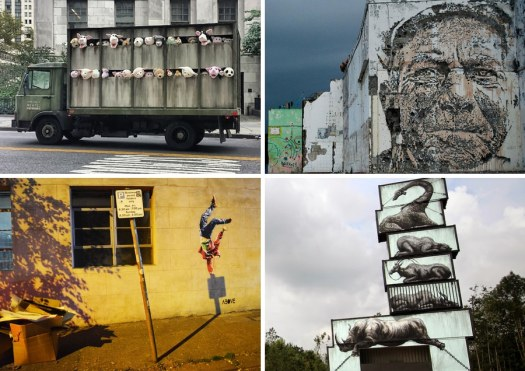 guide famous street artists banksy roa vhils