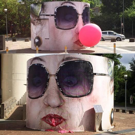 mentalgassi street art