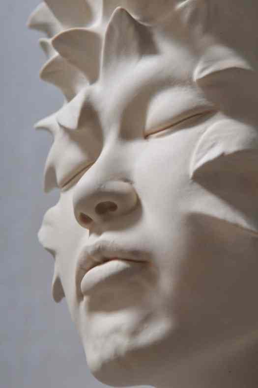 johnson tsang cool porcelain sculpture