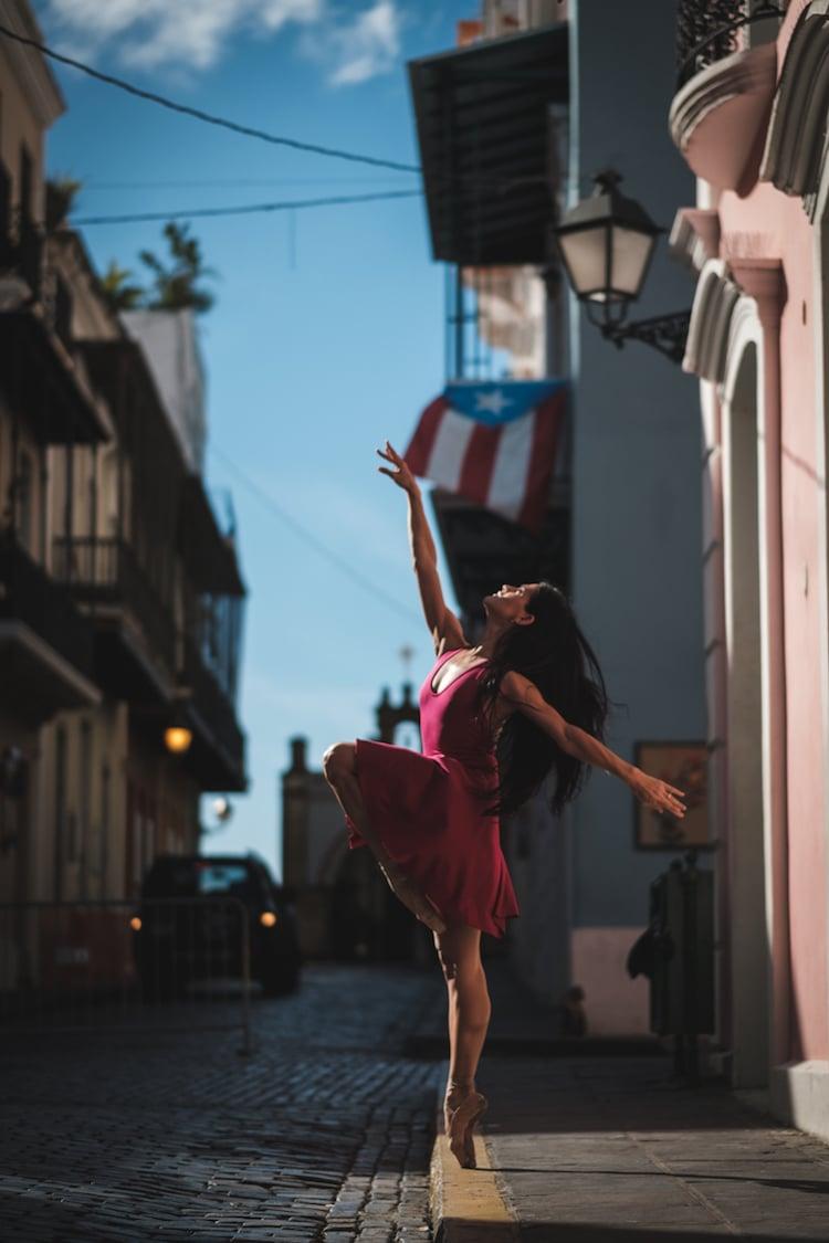 photos of ballerinas