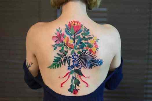 best floral tattoos best floral tattoo artists design flower tattoos botanical tattoos nature tattoos