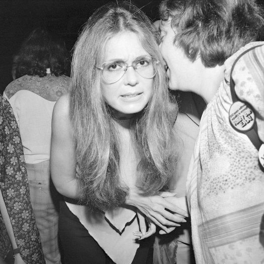 meryl meisler disco era new york l gloria steinem
