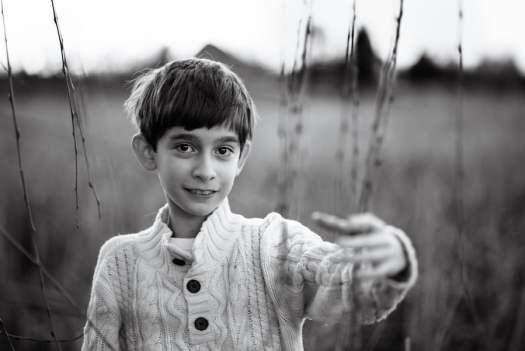 kate miller-wilson autism photo series son mom family portraits