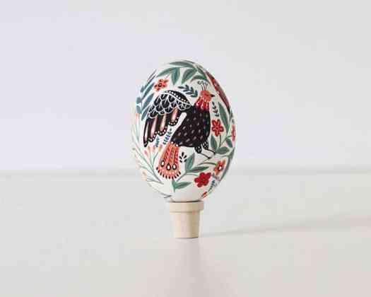 dinara mirtalipova mirdinara folk art easter eggs hand=painted porcelain eggs