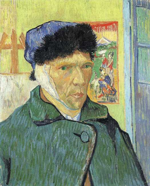 Famous Self-Portraits Art History Vincent van Gogh Famous Self Portraits
