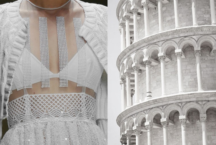 Fashion Inspired by Architecture