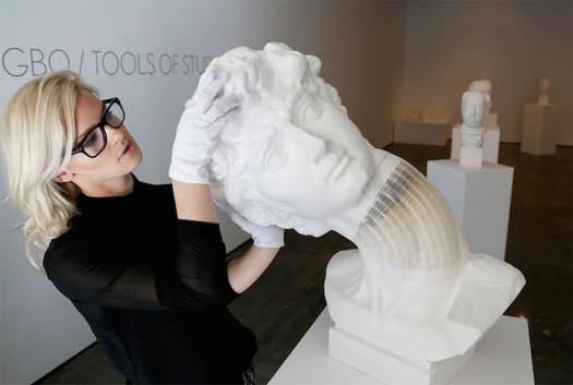 Li Hongbo contemporary artist