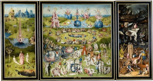 Garden of Earthly Delights - Hieronymus Bosch