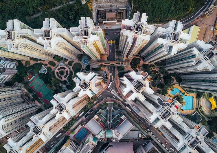 Andy Yeung drone photography