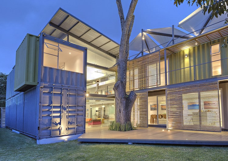 Prefab Shipping Container Homes