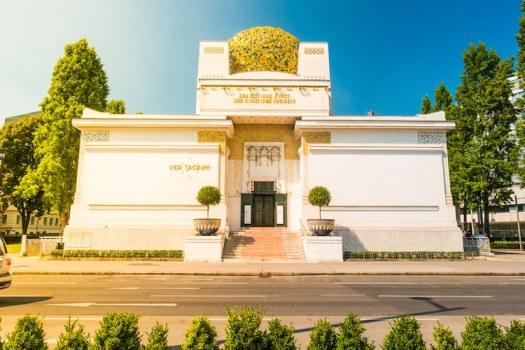 secession architecture otto wagner vienna