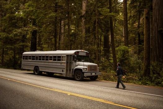 School Bus RV Conversion