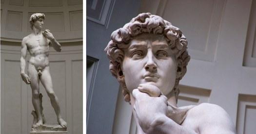 Michelangelo's David Michelangelo Renaissance Art Marble Sculpture Italian Renaissance Sculpture