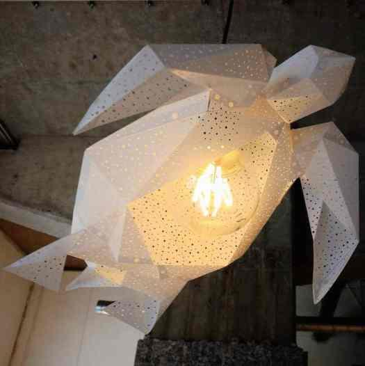 DIY Lamp Shades Animal Lamp Paper Lamp VasiliLights