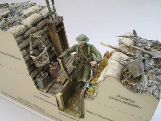wwi military models