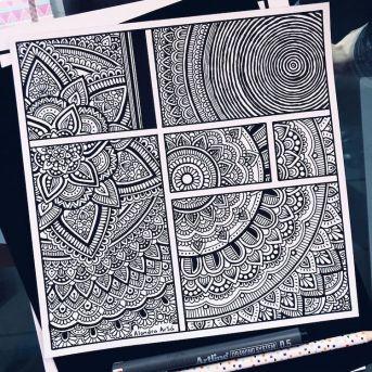 "Image result for zentangle art"""