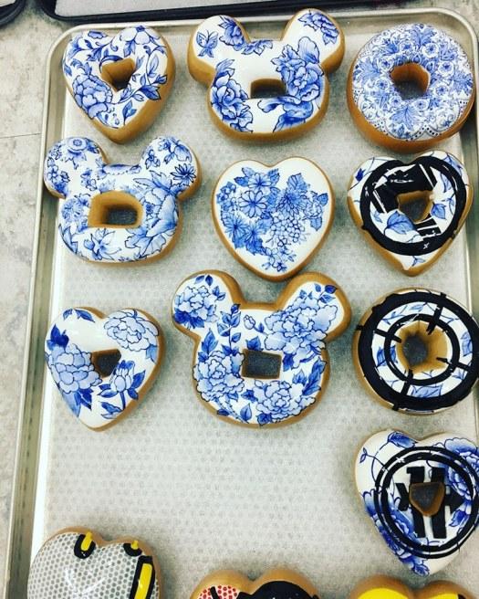 Ceramic Glaze Donuts by Jae Yong Kim