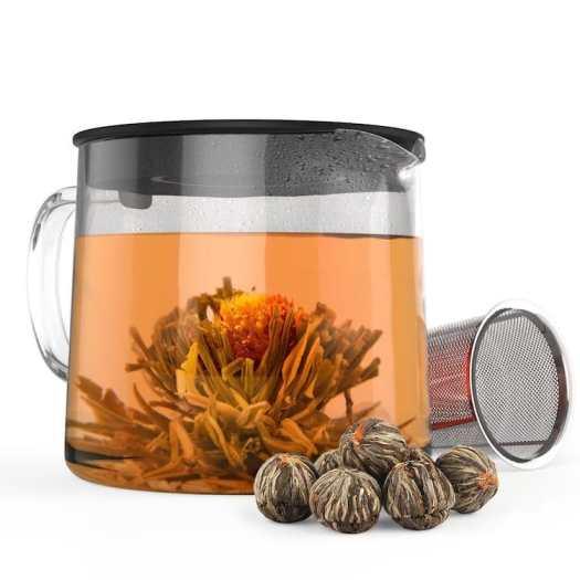 Flowering Tea Gifts for Tea Lovers